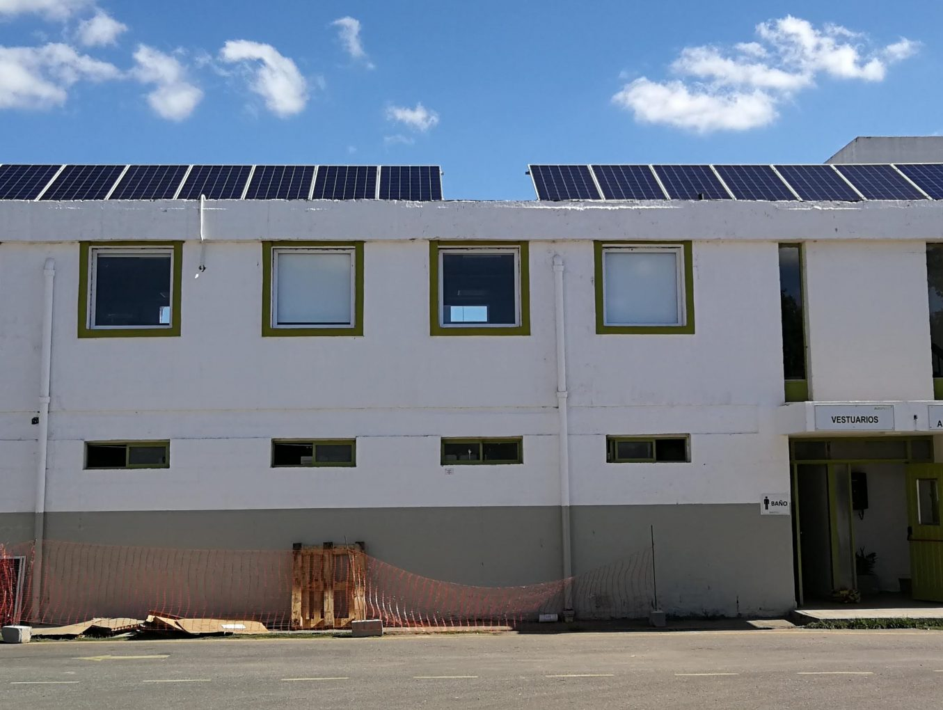 La autopartista Autoneum instala un sistema fotovoltaico