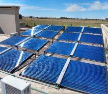 ¿Qué es un colector solar?