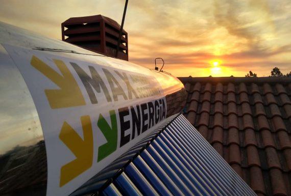 Grandes termotanques solares